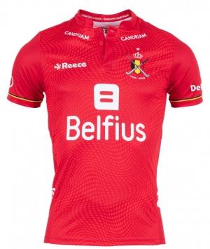 NEW Polo Reece National Belgium Red Boys