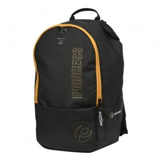 Princess Backpack Premium Jr Bk/Gld