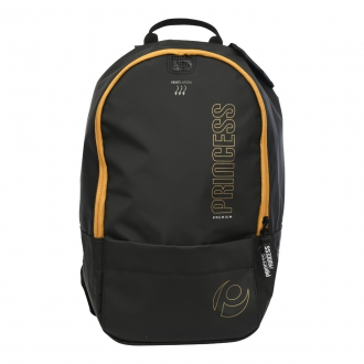 Princess Backpack Premium Sr Bk/Gld