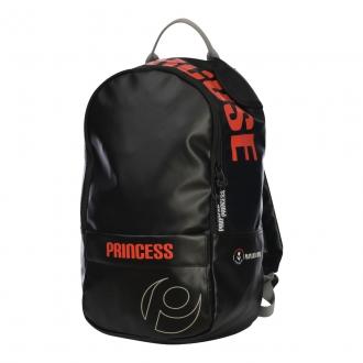 Princess Backpack No Excuse Sr Bk/Rd