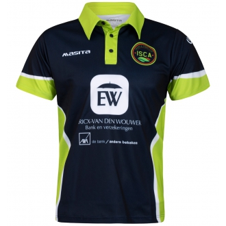 Polo Isca Blue/Green Men
