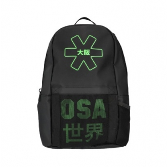 Pro Tour Backpack Iconic Black S