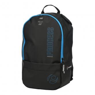 Princess Backpack Premium Jr Bk/ABl