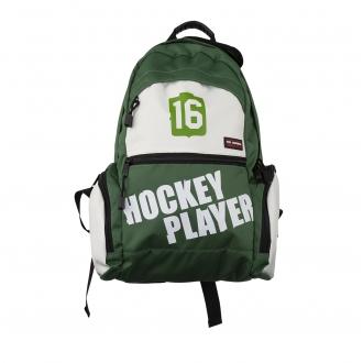 Bagpack HP JR Green/White