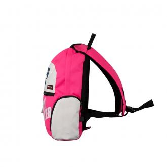 Bagpack HP JR Pink/White