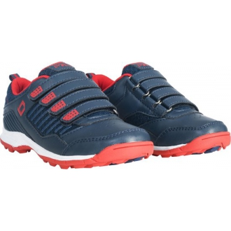 Shoes Brabo Velcro Navy/Red