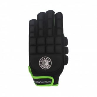 HP Gloves Defender Pro Left Black/Green