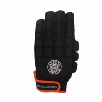 HP Gloves Defender Pro Left Black/Orange