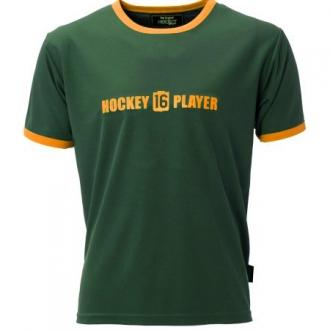 Warming T-Shirt Men Green/Orange