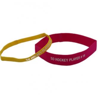 Headband HP-16-Pink-yellow