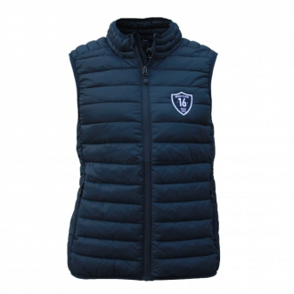Body Warmer HP Helsinki Navy