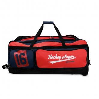 HP-16 keeperbag navy/red