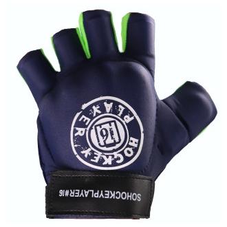 HP Gloves Elite Pro Left Navy/Green