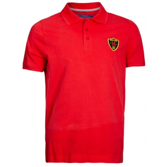Polo HP Red Tribe