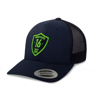 Cap HP Olympic Navy/Green