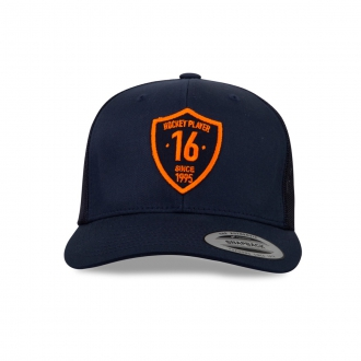 Cap HP Olympic Navy/Orange
