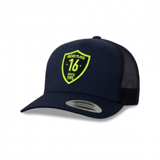 Cap HP Olympic Navy/Yellow