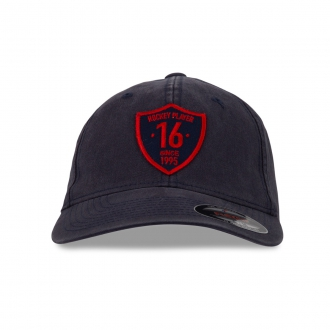 Cap HP Denver Navy/Red