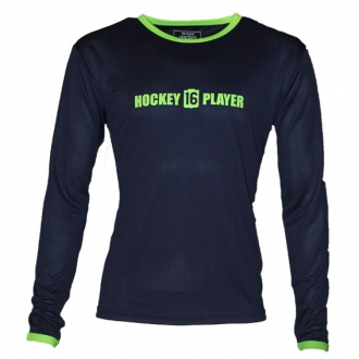 Warming T-Shirt longues manches Navy/Lime