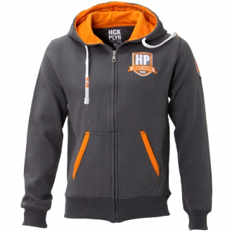 Sweat HP Manhattan Zip Men Grey