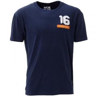 Tshirt Miami Navy
