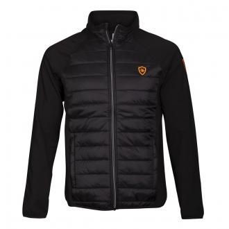 Jacket HP Montreal Black/Orange