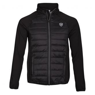 Jacket HP Montreal Black/White