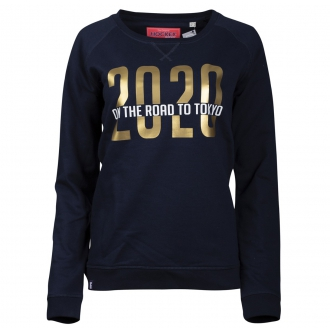Nevada road to tokyo Navy/Gold