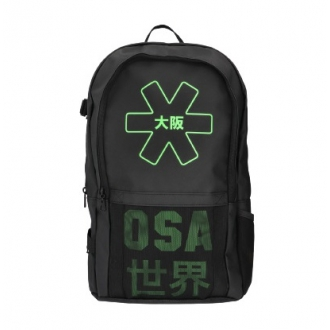 Pro Tour Backpack Iconic Black L