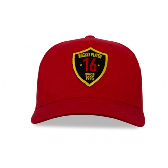 Cap HP Olympic Red