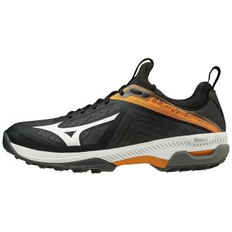 Shoes Wave Panthera Black/White