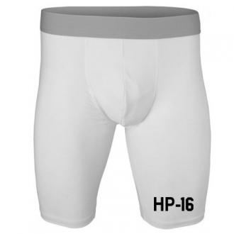 Base Layer Short HP White