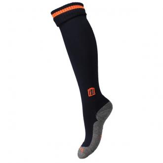 Socks Sixteen Navy/Orange