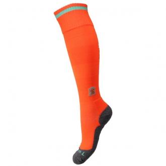 Socks Sixteen Orange/Aqua