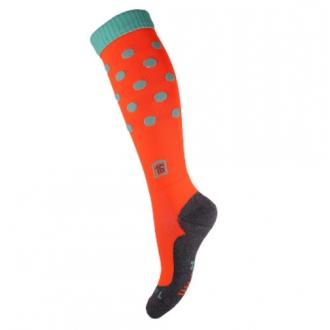 Socks HP Funny Dots Orange/Aqua