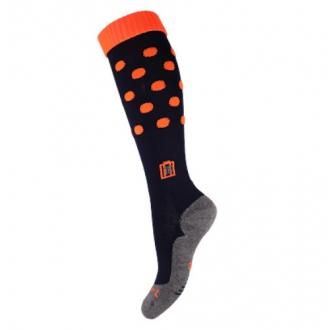 Socks HP Funny Dots Navy/Orange