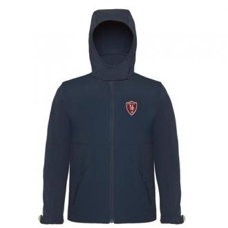 Jacket Softshell HP Navy