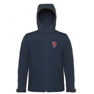 Veste Softshell HP Navy