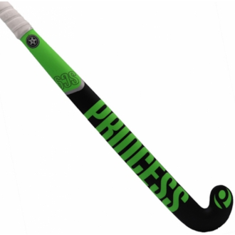 Princess Stk 4 Star SG9 Black/Fluo lime