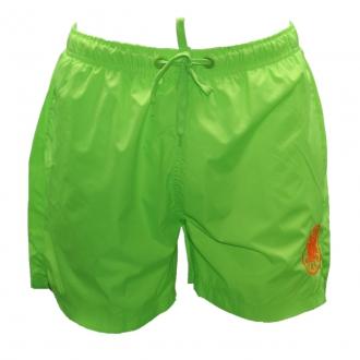 Swimsuit Hp Fluo Green
