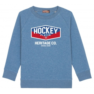 Sweat Heritage Mid Heater Blue