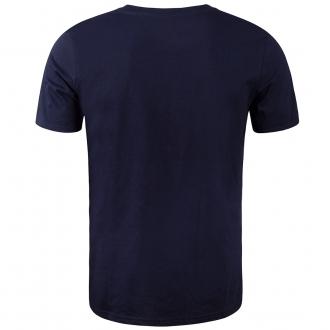 T Shirt Melrose Navy Men