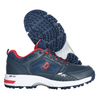 Brabo Shoe Tribute Navy/Red