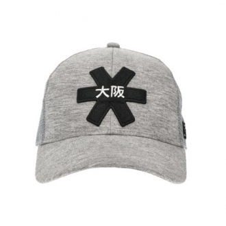 Headwear Osaka Trucker Cap Grey/Black