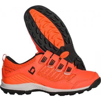 Brabo Shoe Velcro Neon Orange