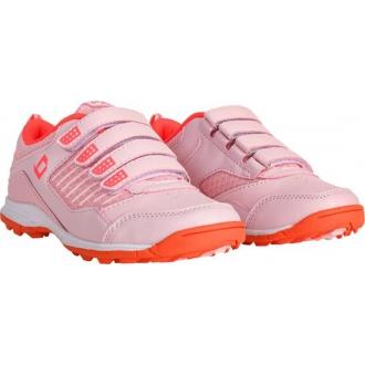 Brabo Shoe Velcro Soft Pink
