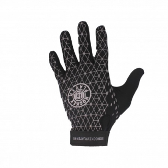 HP Winter Gloves Pro Black/Grey