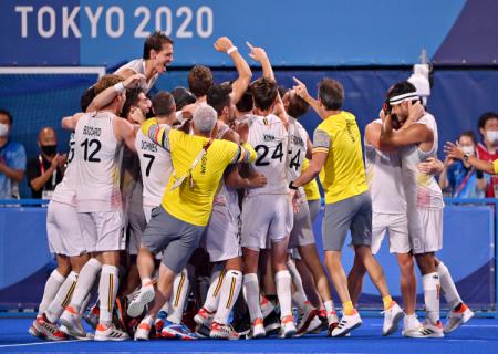 Olympische Kampioenen